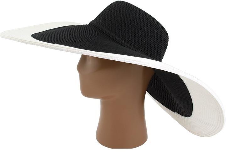 San Diego Hat Company Ultra Braid XL Contrast Brim Traditional Hats