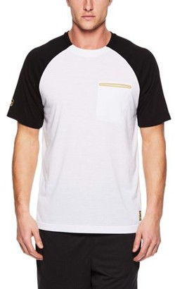 AND 1 AND1 Mens Baseline Short Sleeve Performance Tee