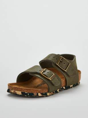 Birkenstock Boys New York Camo Sandal