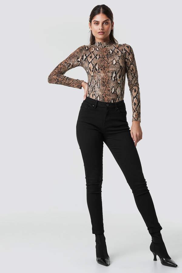 Skinny Ts Black Jeans Black