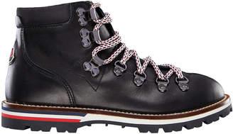 Moncler Petite Peak Mini Leather Hiking Boots, Toddler/Kids