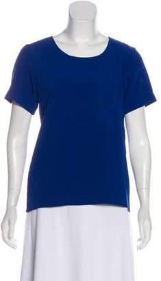 Rag & Bone Short Sleeve Oversize Blouse