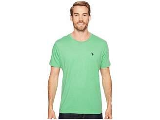 U.S. Polo Assn. Crew Neck Small Pony T-Shirt Men's Short Sleeve Pullover