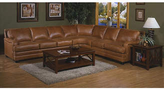 Omnia Leather Pantera Sectional