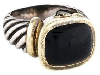 David Yurman Onyx Noblesse Ring