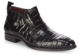 Mezlan Bene Crocodile Boots