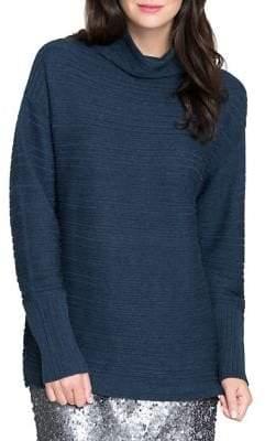 Nic+Zoe Classic Long-Sleeve Sweater