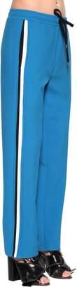 N°21 Jersey Sweatpants W/ Side Bands