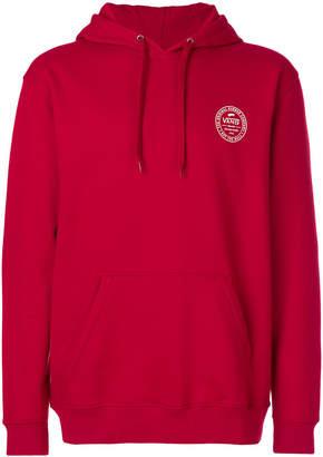 Vans chest logo drawstring hoodie
