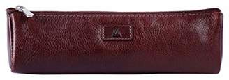 Leather Architect -Real Italian Leather Pencil Pouch-