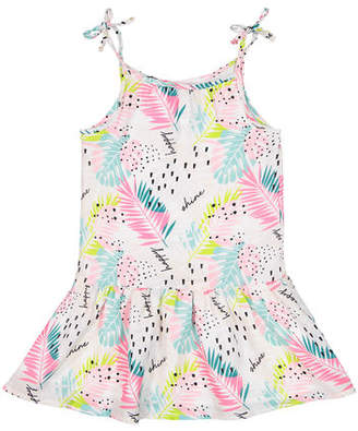 Andy & Evan Sleeveless Flowy Sun Dress, Size 2-6X