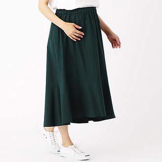 COMME ÇA (コムサ) - [COMME CA BLANC DOEUF] フレアフィッシュテールスカート(マタニティ)(2238FF05)