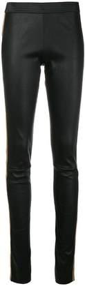 Drome (ドローム) - Drome skinny leather leggings