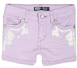 Levi's 4-6X Sweetie Shorty Shorts