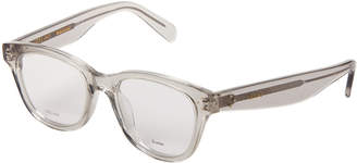 Celine CL41409 Clear Square Optical Frames