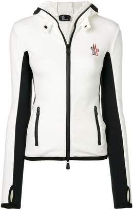 Moncler Performance & Style hooded fleece-cardigan