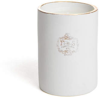 "Joya Gold Rim Scented Candle ""Composition No. 1"""