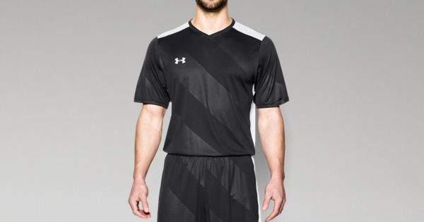 Under Armour Men's UA Fixture Soccer Jersey