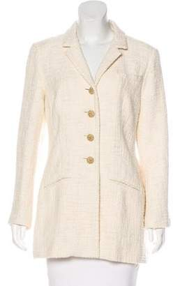 Chanel Paris-Bombay Tweed Blazer