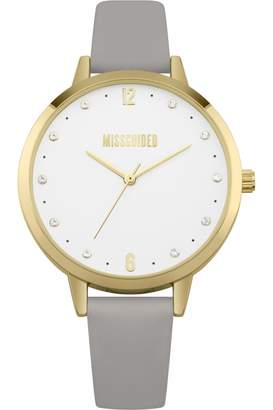 Missguided Ladies Watch MG010EG