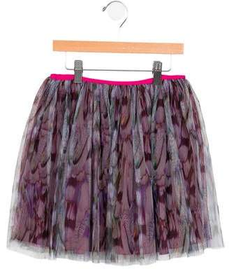 Paul Smith Girls' Gisa Mesh Skirt w/ Tags
