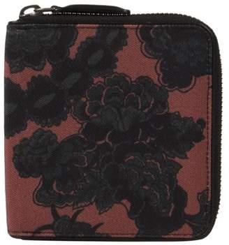 Dries Van Noten Cotton Canvas Wallet