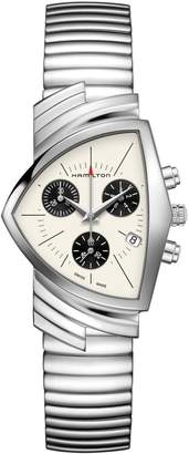 Hamilton Ventura Stainless Steel Bracelet Watch