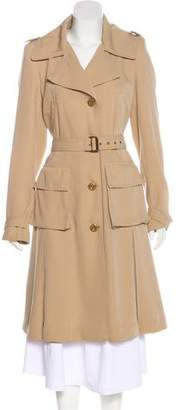 Alice + Olivia Trench Belted Coat