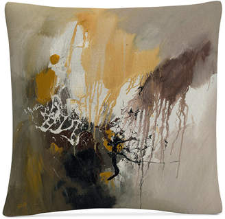 "Trademark Global Rio Abstract I 16"" x 16"" Decorative Throw Pillow"