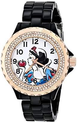 EWatchFactory Disney Women's W001000 Snow White Enamel Watch