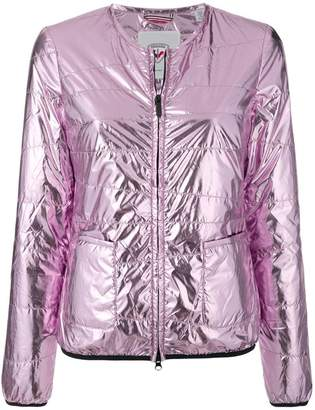 Rossignol collarless laminated jacket
