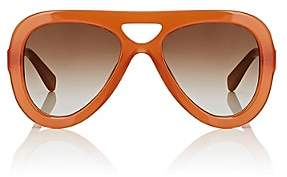 Derek Lam Women's Charlotte Sunglasses - Orange