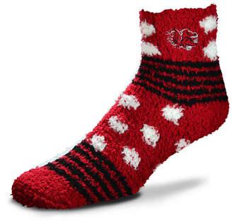 For Bare Feet South Carolina Gamecocks Homegater Sleep Soft Socks