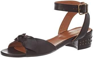 Schmoove Women's Vega Beetle Ankle Strap Sandals, (Black 15)