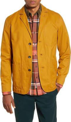 Rag & Bone Daniel Notched Lapel Twill Jacket