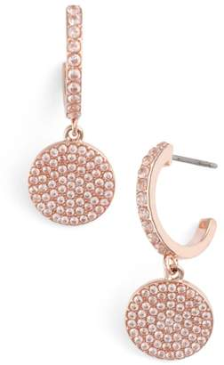 Kate Spade Shine On Pave Drop Earrings