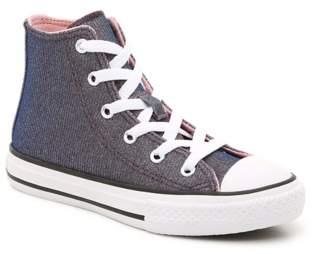 Converse Chuck Taylor All Star Space Star High-Top Sneaker - Kids'