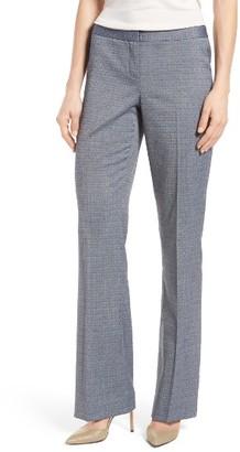 Women's Emerson Rose Papyrus Weave Suit Pants $129 thestylecure.com