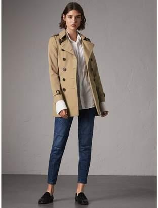 Burberry The Chelsea - Short Trench Coat 9892de4b943