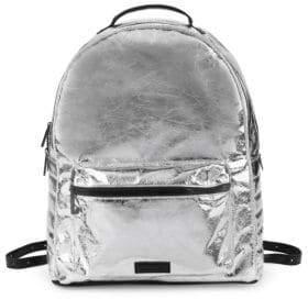 KENDALL + KYLIE Billie Metallic Backpack