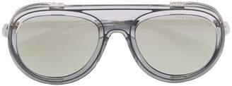 Dita Eyewear double frame aviator sunglasses