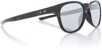 Black OO9315 Stringer rectangle sunglasses