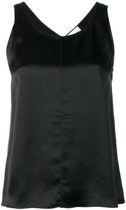 Forte Forte stitched panel vest top