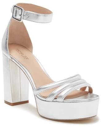 Rachel Zoe Ella Platform Ankle Strap Sandal