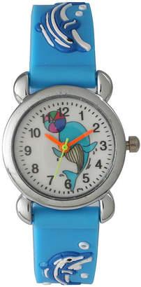 OLIVIA PRATT Olivia Pratt Kids Blue Dolphin Strap Watch-8083
