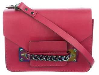 Sophie Hulme Milner Leather Crossbody Bag