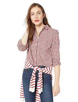 J.Crew Mercantile Women's Flannel Shirt