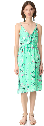 endless rose Aghetti Dress With Tied Ribbons $129 thestylecure.com