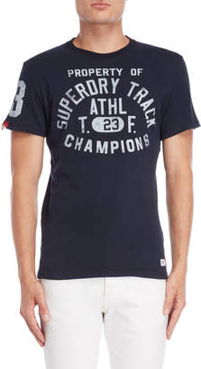 Superdry Trackster Graphic Tee