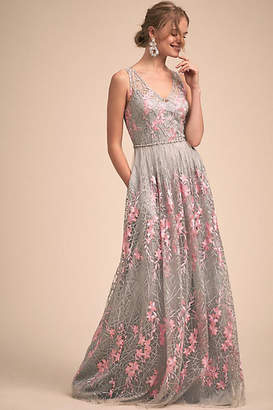Anthropologie Evan Wedding Guest Dress
